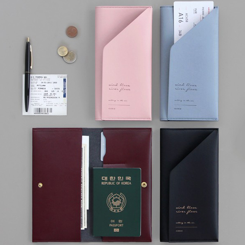 Холдер для документов 'Slit Passport Wallet'