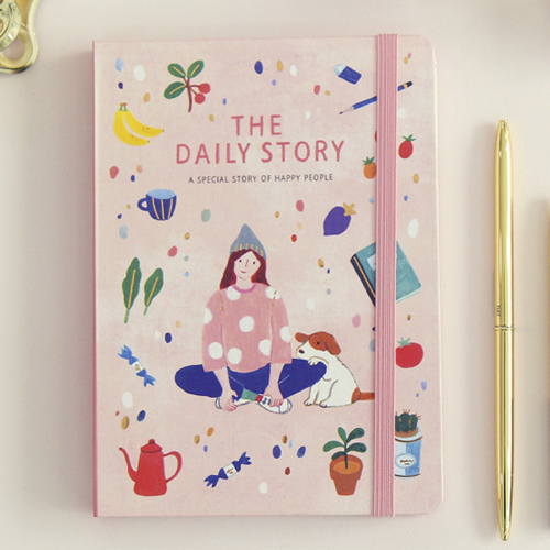 Еженедельник 'The Daily Story Diary vol.5'