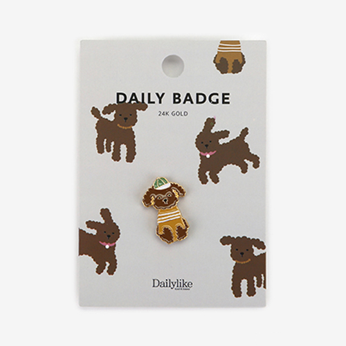 Значок 'Daily Badge 21-30'
