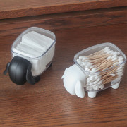 Коробка 'Baby Cot Sheeps Cotton Swabs'