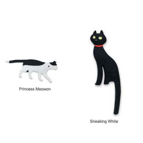 Магнит 'Cats For A Tail-Dried Cat Magnet Multipurpose Hanger'