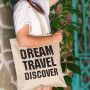 Эко-сумка 'Market' - Dream Travel Discover