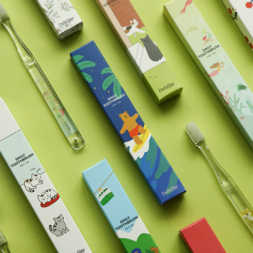 Зубная щетка 'Daily Toothbrush ver3'