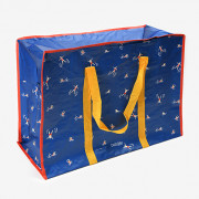 Сумка 'Zipper Tarpaulin Bag XL' - 01 Swimming