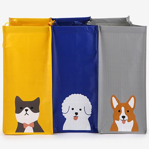 Набор сумок 'Multy Use Tarpaulin Bag Set (3p 1Set)' - 02 Animal B