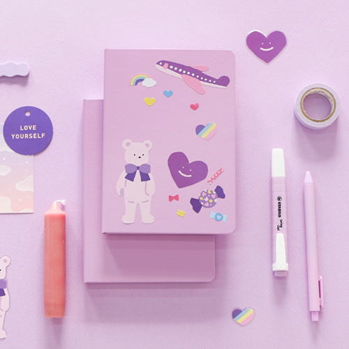 Еженедельник 'My Color My Day vol.2 Diary 2020'
