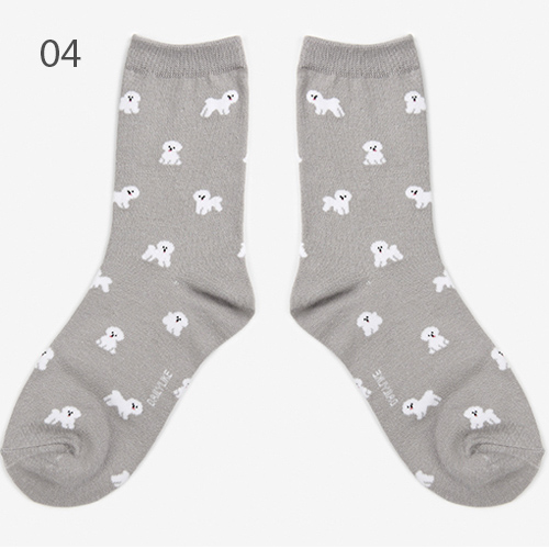 Носки 'Pattern Point Socks'