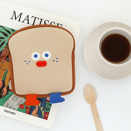 Косметичка 'Brunch Brother Run Toast Pouch'