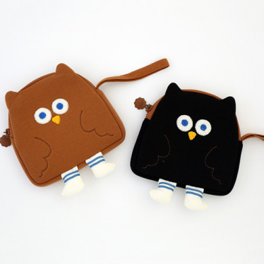 Косметичка 'Brunch Brother Flying Owl Pouch'
