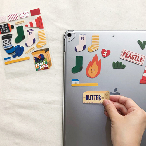 Наклейки 'My Color My Day Sticker'