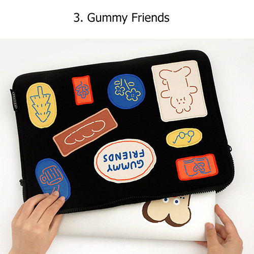 Папка-чехол 'Brunch Brother laptop pouch'