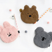 Косметичка 'Furry Buddy Flat Pouch'