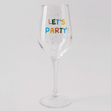 Бокал 'Let's Party'