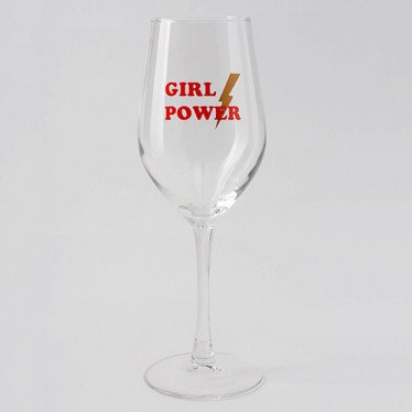 Бокал 'Girl Power'