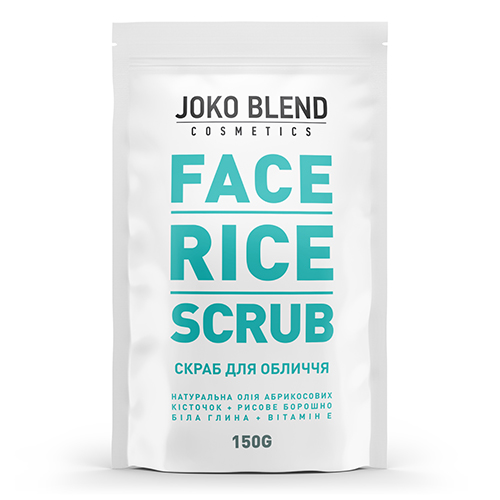 Рисовый скраб для лица 'Face Rice Scrub'