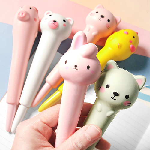 Ручка 'Fluffy Squishi Neotral Pen'