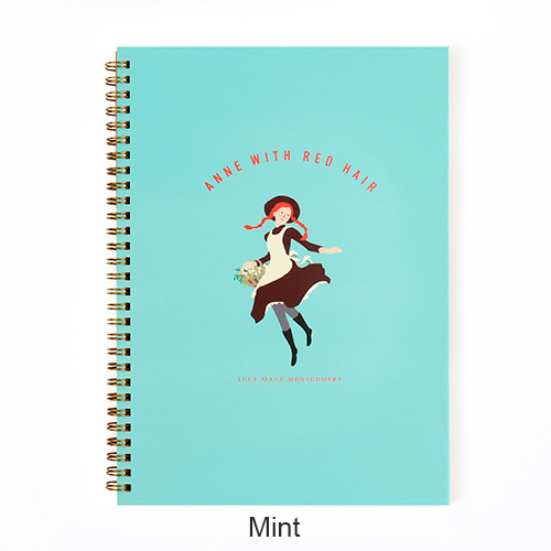 Блокнот 'Anne Spring Notebook'