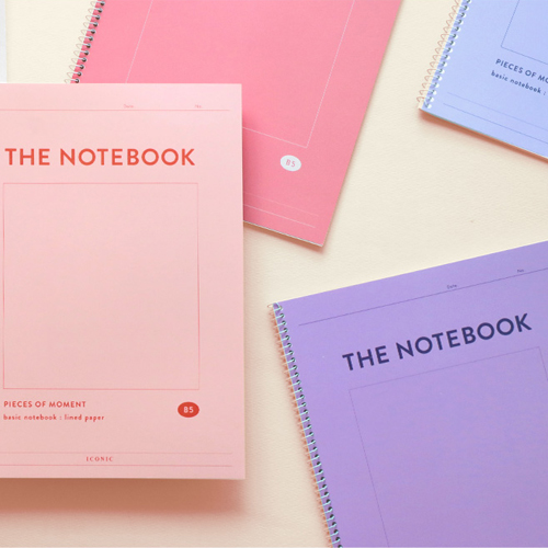 Блокнот-тетрадь 'Basic Notebook Lined'