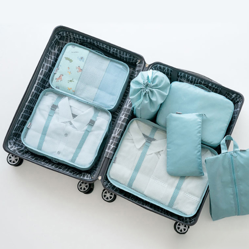 Набор чехлов 'Travel Pouch 7 Piece Set NO 1543'