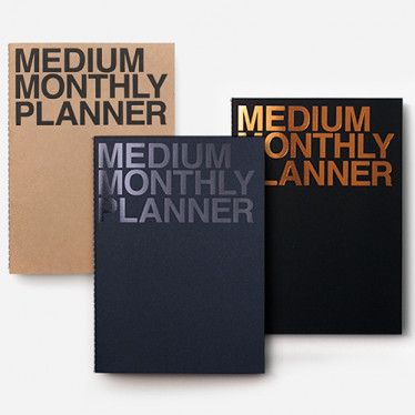 Планировщик 'Medium Monthly Planner'