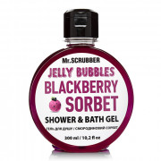 Гель для душа 'Jelly Bubbles Blackberry Sorbet'