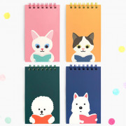 Блокнот 'Reading Pet Mini Notebook'