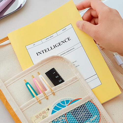 Папка 'File Organizer Book Pouch A5'