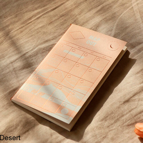 Планинг 'Sleeping Piece Map Out Diary 3 Month'
