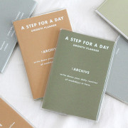 Планер 'A Step For A Day 6 Month Planner'