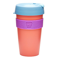 Чашка KeepCup Large 'Tasting Notes' - Apricot