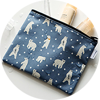 Косметичка 'Waterproof Pouch L'